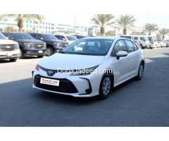 2020 Toyota Corolla XLi 1.6