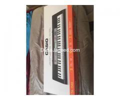 Digital keyboard casio
