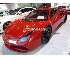 2017 Ferrari GTB 488