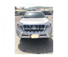 Toyota Prado V6 TXL 2016 full option for sales