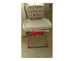 Juniors High Chair