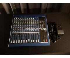 Yamaha Mixing Console MG16/4