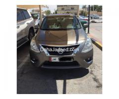 Nissan sunny model 2015