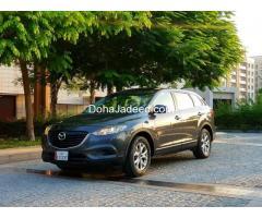 Mazda CX9 2014