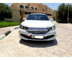 Honda Accord 2015- Like New