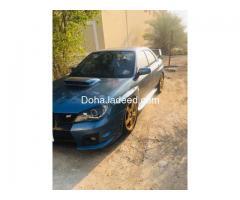 Subaru Impreza full option, sunroof, 2007