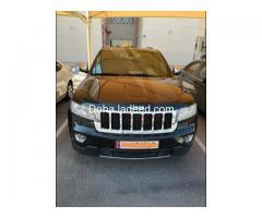 Jeep grand Cherokee limited 8 cc