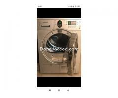 Samsung Dryer serviced regularly