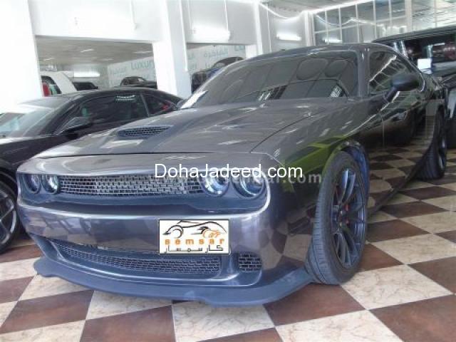 2013 Dodge Challenger SRT