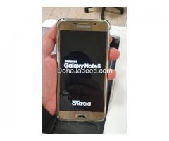 Samsung Galaxy Note 5 (64GB)