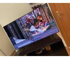"Samsung smart TV 55"" UHD 4k for sale"