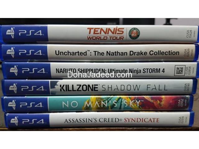 PS4/ PS3 GAMES