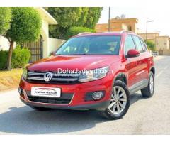 2016 Volkswagen Tiguan 1.4 TSI