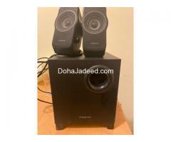 Creative SBS Multimedia Speaker set