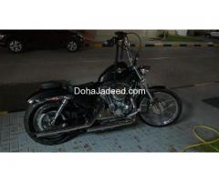 Harley Davidson Sportster 72