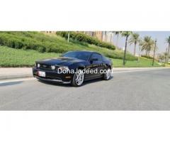 Ford Mustang GT 2012 V8