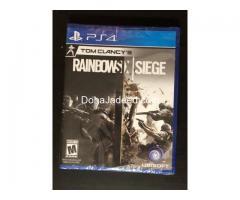 Rainbow Six Siege Ps4 Edition