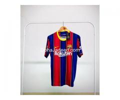 Barcelona home kit 20/21