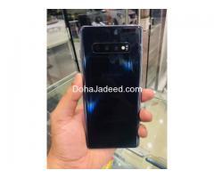 Samsung S10+ 512 Gb black