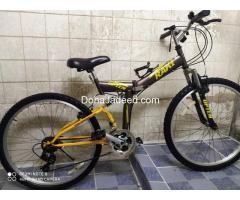 Folding bike 26 inch