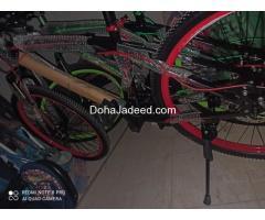 "Mountain bike 26"" size"