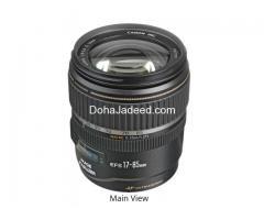 Canon lens 17-85mm