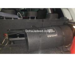 JBL - Sub Woofer Tube Type 1000 watts.