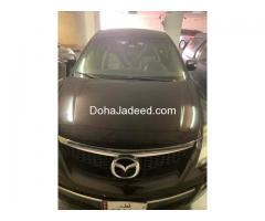 Mazda cx9 full option- 2008