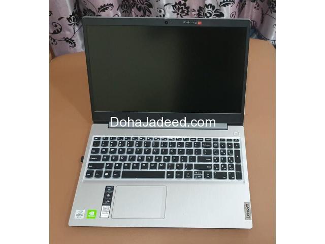 New Lenovo Laptop Core-i5 (10th Gen.) 1TB & 8GB