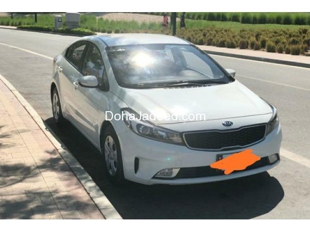 Kia cerato 2017 same brand new
