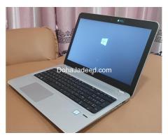 HP Probook 450 G4 Core-i7 (7th Gen) 8GB & 750GB HDD