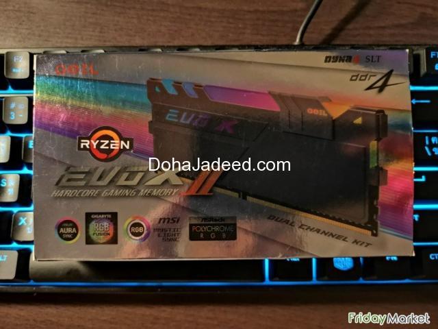 RAM DDR4 GEIL EVO