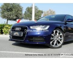2015 Audi A6 50 TFSI S-Line Quattro