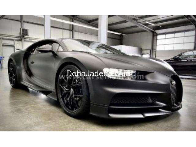 2020 Bugatti Chiron Sport