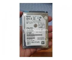 500GB Laptop HDD 7200RPM