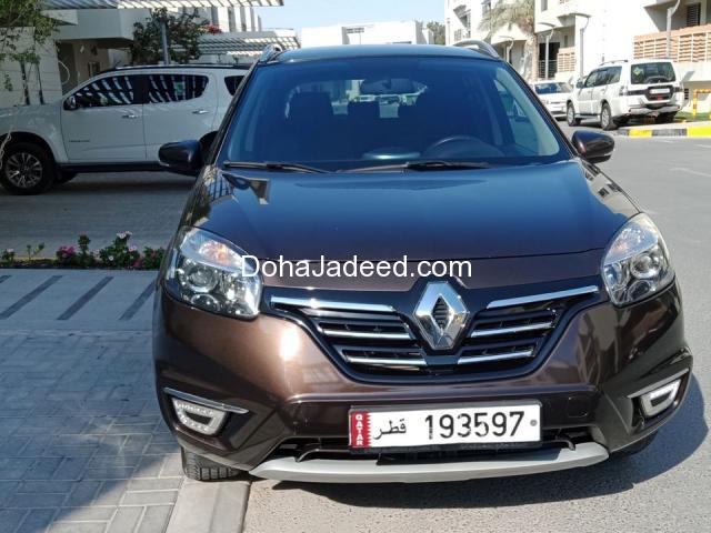 2016 Renault Koleos URGENT SALE