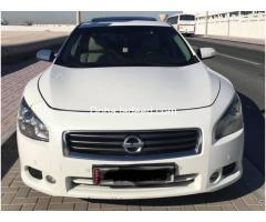 Nissan Maxima 2012 Full Option
