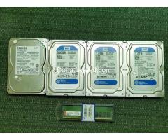 RAM/HDD