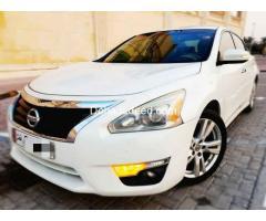 Nissan Altima 3.5 SL Model 2013