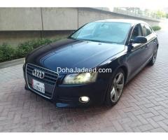 Audi A5 2.0T quattro sport back