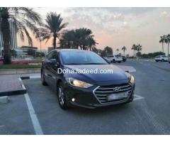 Hyundai elantra 1.6 (Mid option) 2016