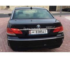 BMW 7serice. 750Li. 2008