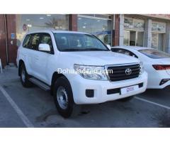 Toyota Land Cruiser G Standard 2014