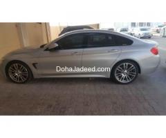 BMW 420 i 2016 Gran coupe M sport kit