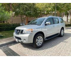 Nissan Armada SE for Sale Model 2015