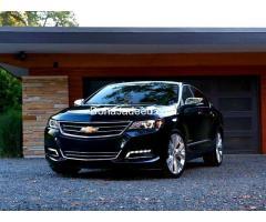 Amazing Chevrolet Impala LTZ 2015