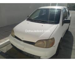 Toyota echo model 2000