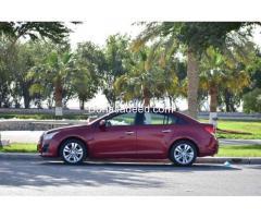 Chevrolet cruze full option urgent sale 2014 model