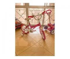 "16"" Disney Princess Bicycle"