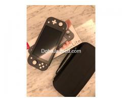 Nintendo switch Lite mint condition